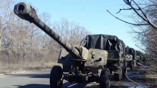 В ЛНР заявили о том, что украинская сторона ничего не предпринимает по отводу своего вооружения