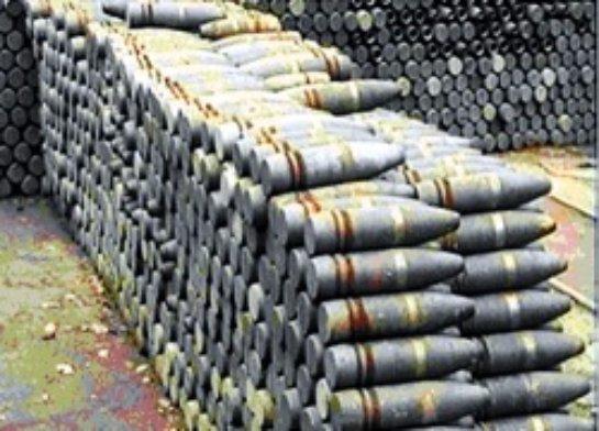 США снабжает сирийских повстанцев боеприпасами