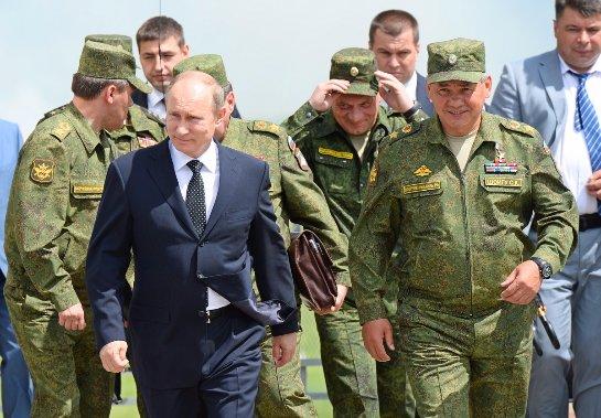 Россия не допустит военного превосходства НАТО