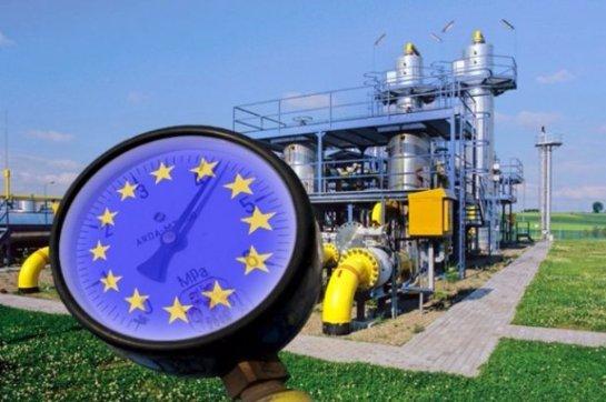 Украина снова импортирует газ из Польши