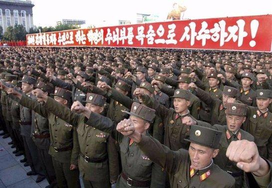 США не собираются заключать мир с КНДР