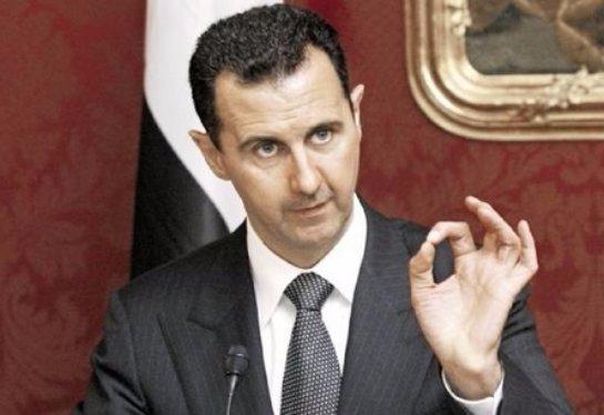 Башар Асад согласился на досрочные выборы