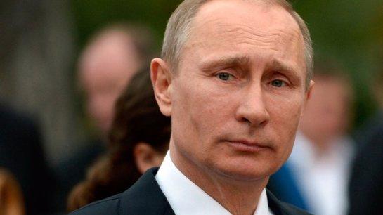 Путин заявил, что его не интересует лидерство в Сирии
