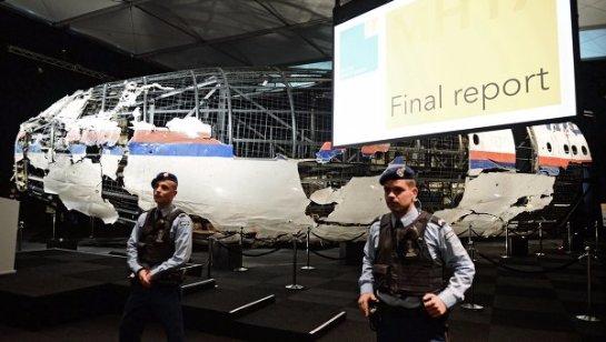 Нидерланды не захотели вносить в доклад по Боингу политическую составляющую, как того просил Киев