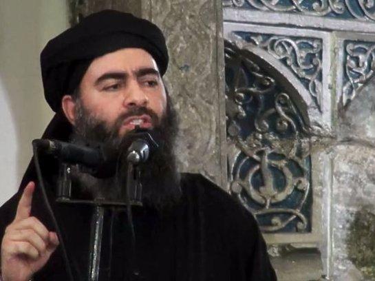 Один из лидеров ИГИЛ погиб