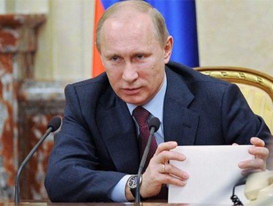 Путин считает, что за украинские долги может расплатиться МВФ