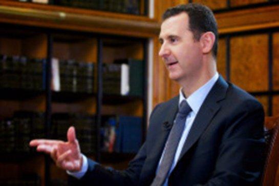Башар Асад пообещал, что отдаст россиянам основные контракты по восстановлению разрушенных сирийских провинций