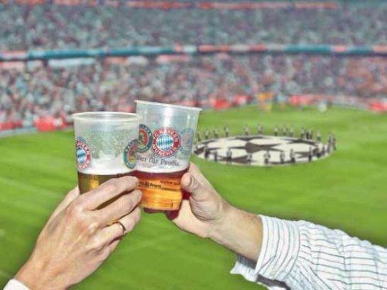На футбольные стадионы могут вернуть пиво