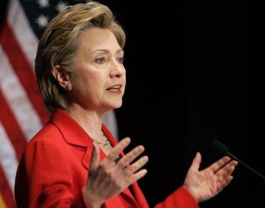 Хилари Клинтон прокомментировала ситуацию в Сирии