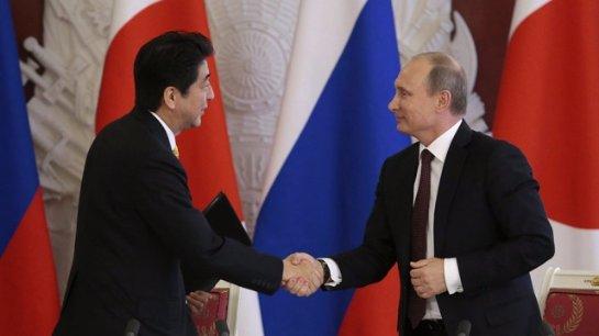 До конца нынешнего года Владимир Путин посетит Японию