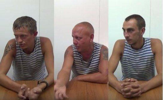 Украинские военные, задержанные с арбузом, пока еще не вернутся домой
