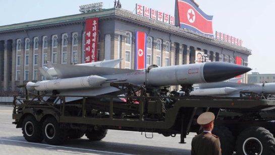 Пхеньян продемонстрировал свою военную мощь