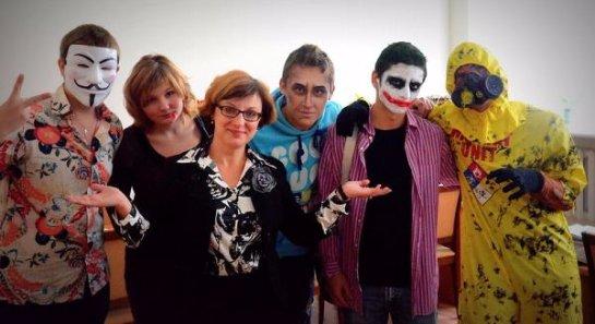 В Кремле не будут заниматься вопросом празднования Хеллоуина