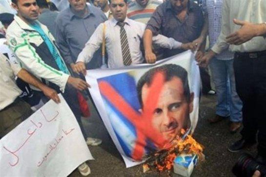 Сирийская оппозиция думает создать союз, который бы воевал против России и Ирана