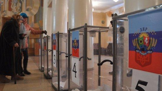 Выборы на Донбассе будут перенесены