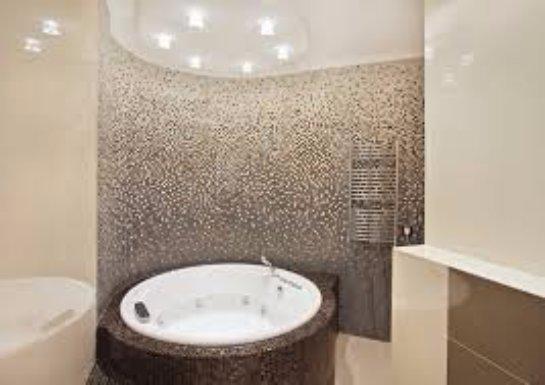 Использование мозаики в интерьере