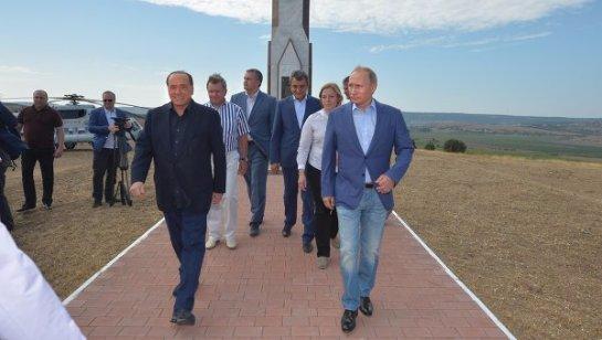 Украинцы завели дела на Сильвио Берлускони за то, что тот побывал в Крыму