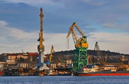 Бывший завод Порошенка в Крыму реконструируют