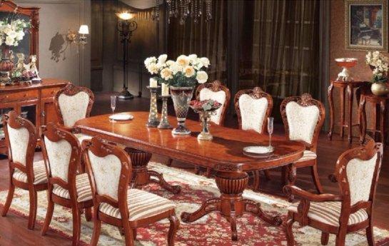 Купить итальянский стол – значит воплотить самые лучшие дизайнерские решения в вашем интерьере