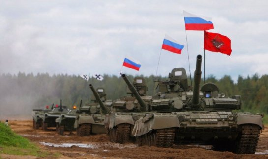 Россия будет работать на укрепление вооруженных сил