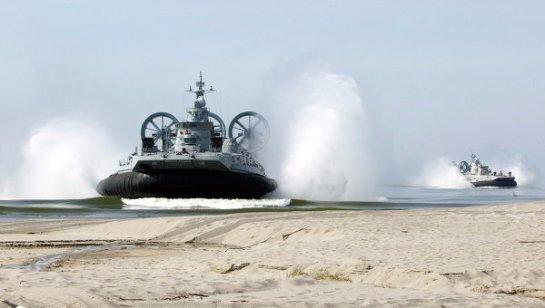 В России разработали суперсовременный корабль