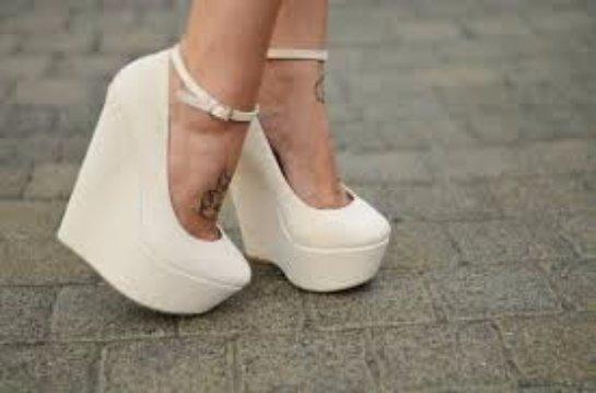 Белая обувь: с чем не сочетается