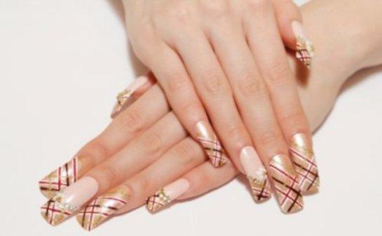 Типы искусственных ногтей