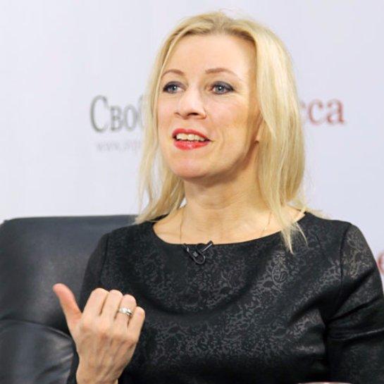Захарова рассказала Дэвиду Кэмерону, как добиться законного разрешения на военную операцию в Сирии