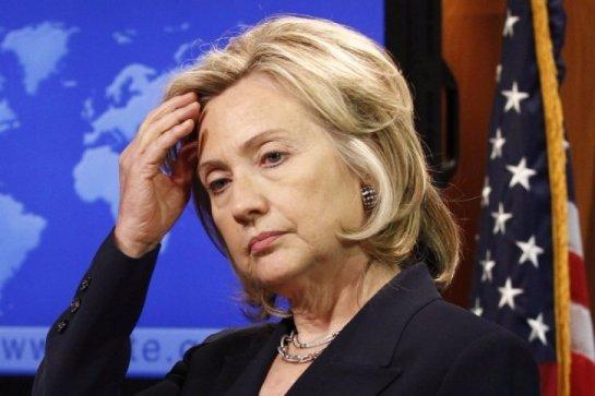 Клинтон снова высказалась против России