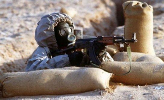 Франция опасается химического оружия, которое находится в руках у террористов