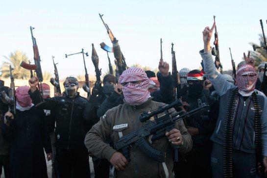 Украина снабжает ИГИЛ оружием