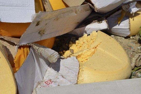 По поводу уничтожения санкционной еды обратились в Верховный суд Российской Федерации