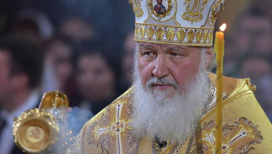 Патриарх Кирилл заявил, что большинство ДТП случаются не из-за поломок техники, а из-за