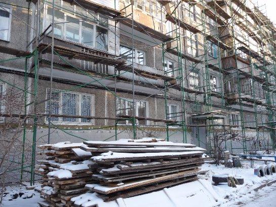В Иркутске капитальный ремонт ухудшил состояние дома