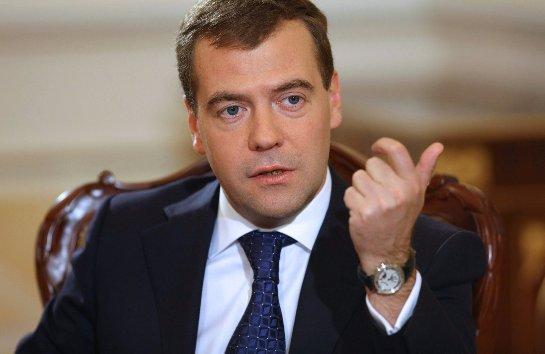 Медведев не верит в то, что возможна Третья мировая война либо даже Холодная война