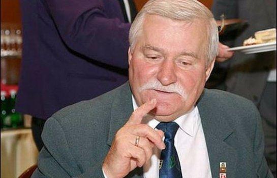 Лех Валенса так и не сказал, чьим он считает Крым