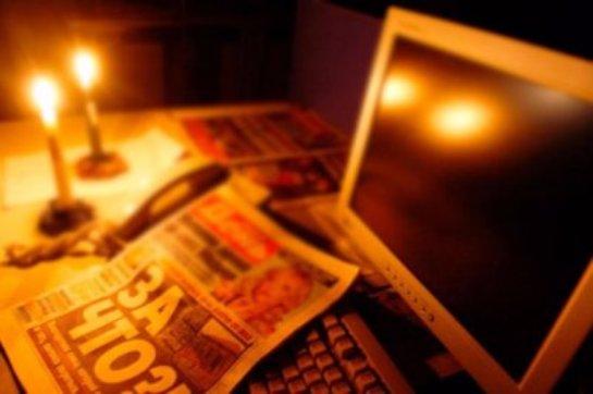 В Крыму проблема с электричеством