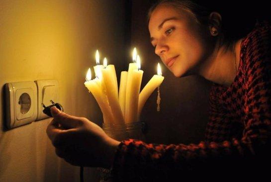 В Петербурге проблема с электричеством