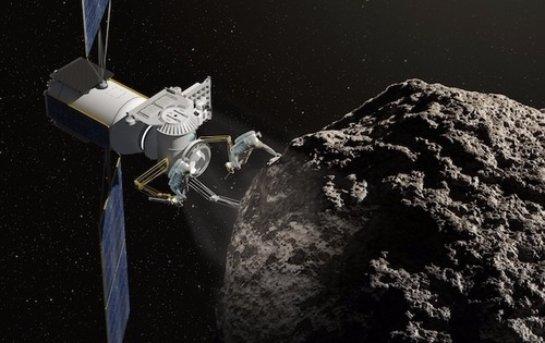 США будут добывать ископаемые в космосе