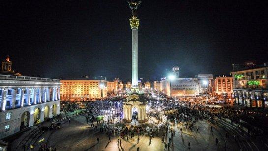 На киевском Майдане Незалежности запретили студенческий концерт