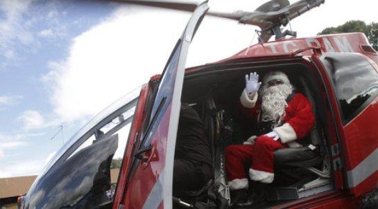 Бразильский Санта-Клаус угнал самолет