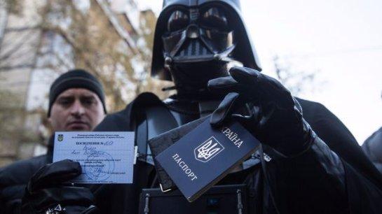 Порошенко не хочет назначать Дарта Вейдера премьером Украины
