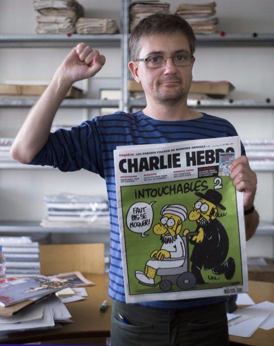 Редактор Charlie Hebdo заявил, что понятия