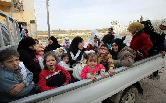 Сирийские беженцы бояться за свое будущее в Европе