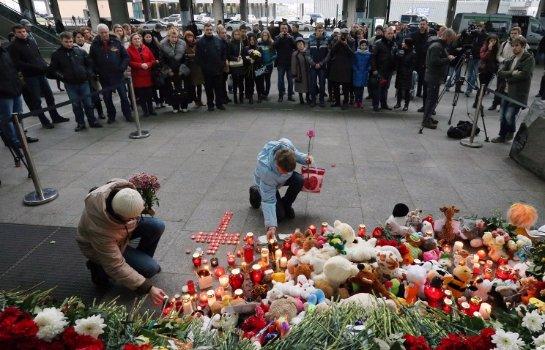 Если родственники погибших в авиакатастрофе на Синае одобрят, всех могут похоронить в единой братской могиле