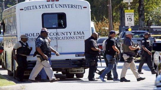 В США произошла стрельба в университете: есть жертвы