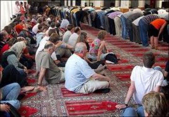 Мусульман в Финляндии больше, чем православных