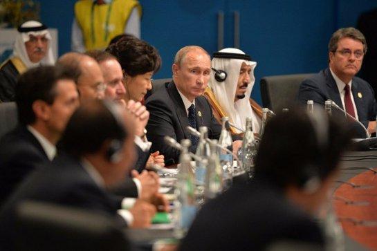 Путин озвучил каналы финансирования террористов