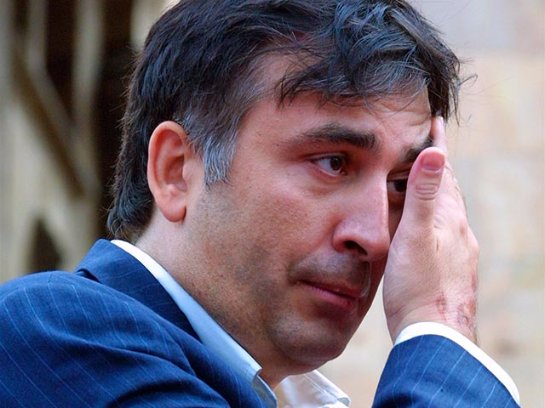 Саакашвили сетует на малое количество сбережений