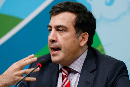 Саакашвили считает, что в Украине возможен новый Майдан